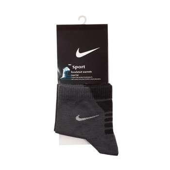 جوراب مردانه مدل N-2020 رنگ طوسی تیره