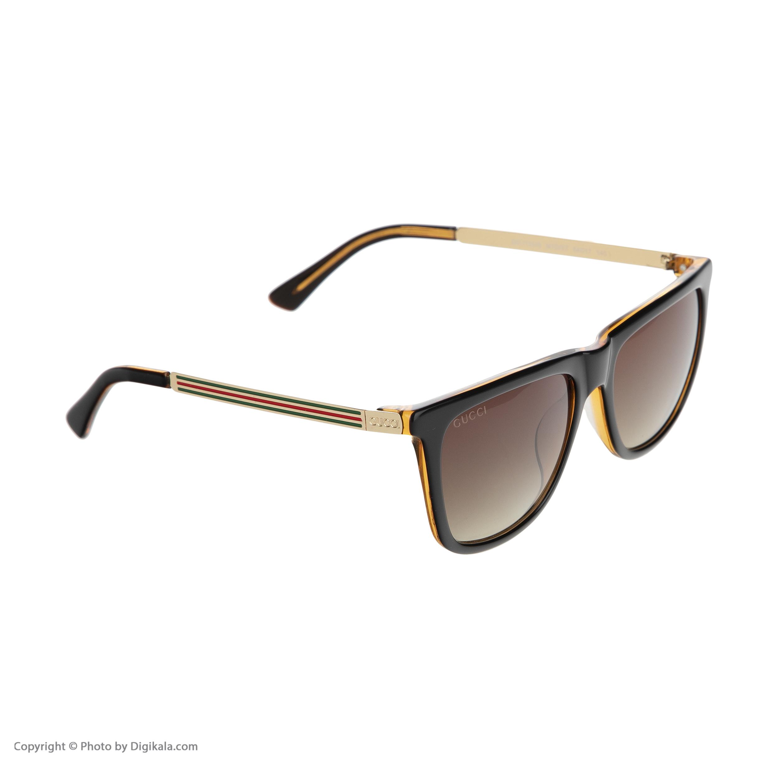 عینک آفتابی گوچی مدل 1129