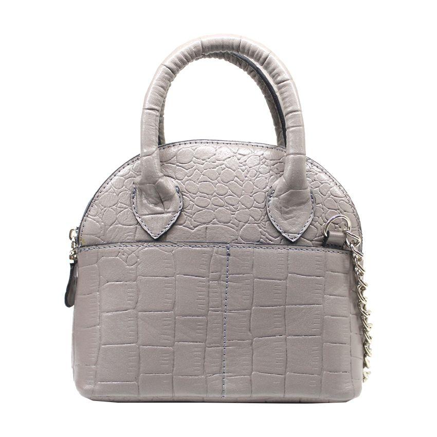 کیف دوشی زنانه چرم آرا مدل d076 -  - 13