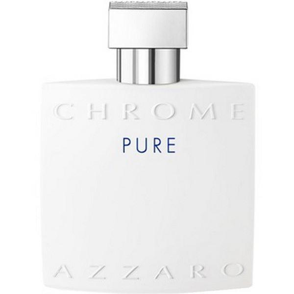 ادوتویلت مردانه آزارو مدل Chrome Pure حجم 50 میلی لیتر