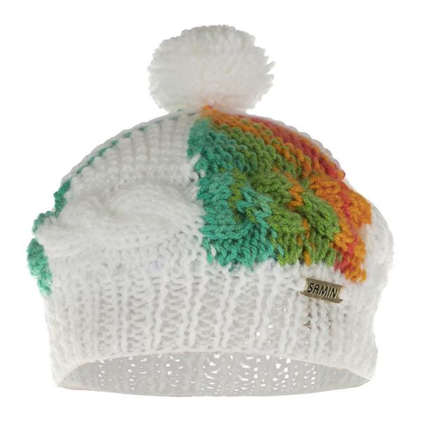 کلاه نوزادی ثمین مدل Rosalie_A01