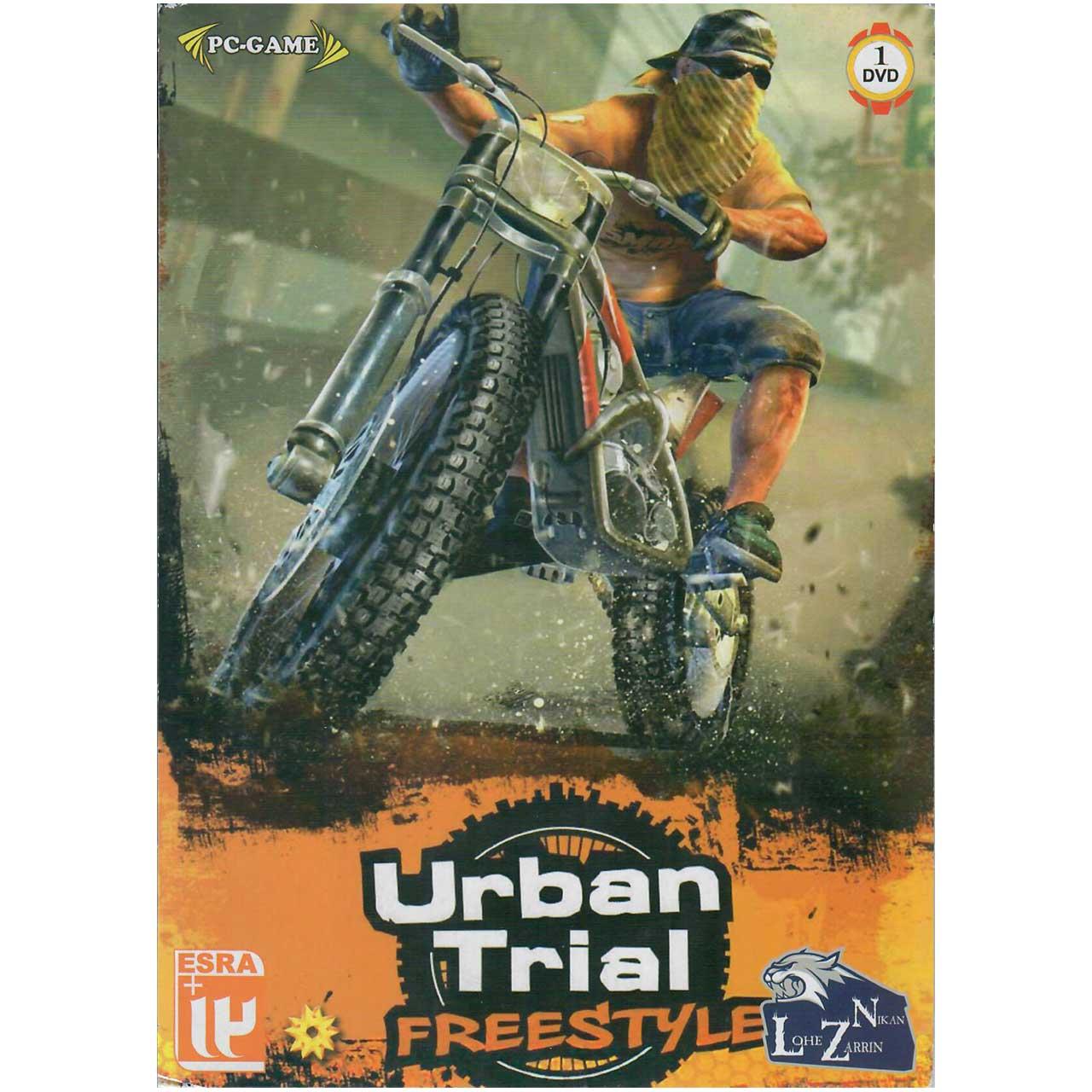 بازی کامپیوتری Urban Trial Freestyle مخصوص PC