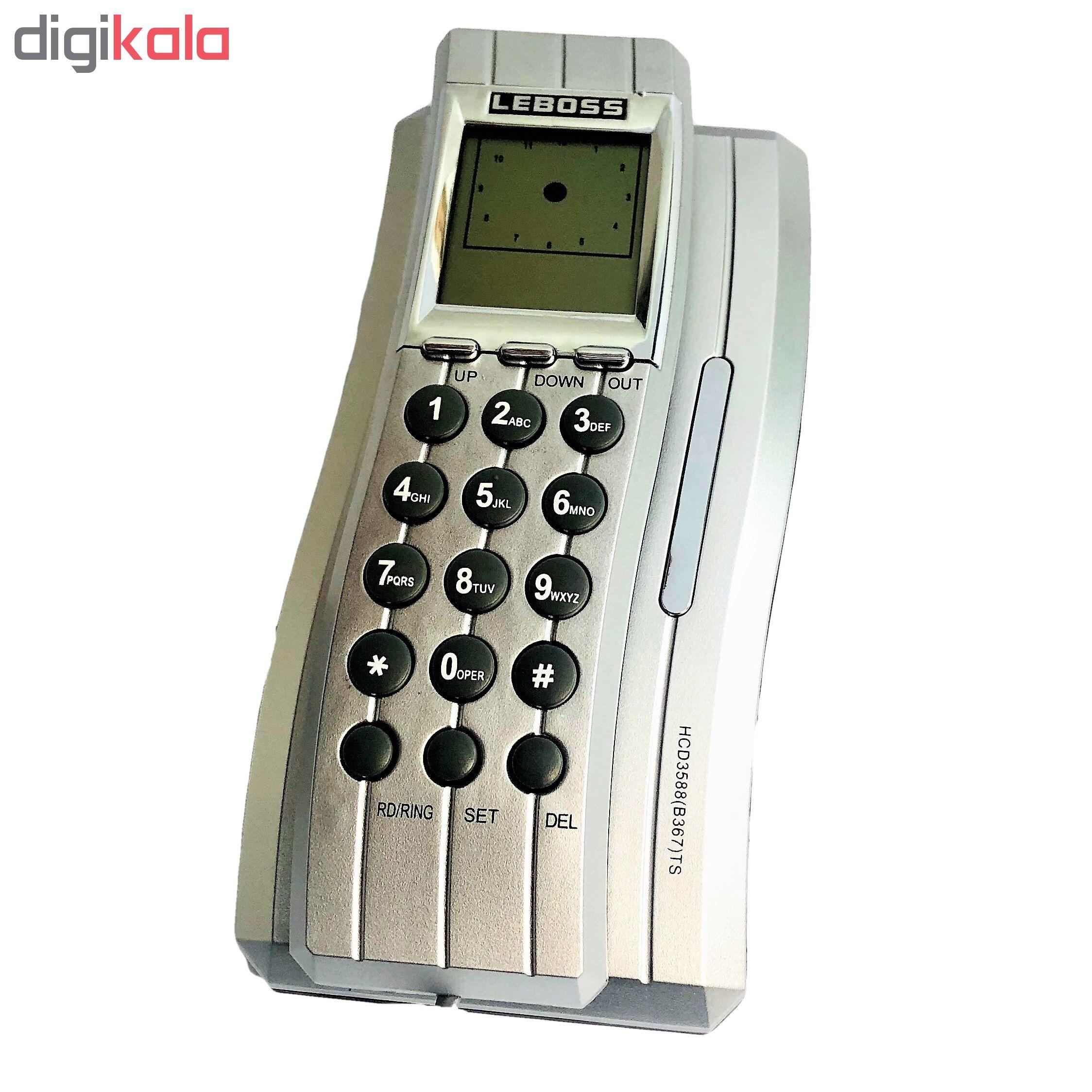 تلفن لیبوس مدل B367TS در بزرگترین فروشگاه اینترنتی جنوب کشور ویزمارکت