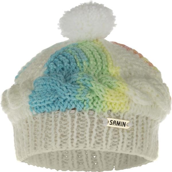کلاه نوزادی ثمین مدل Rosalie_A04
