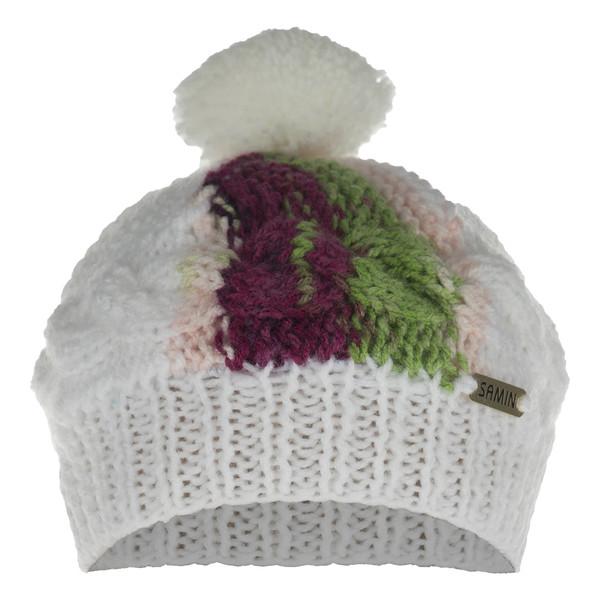 کلاه نوزادی ثمین مدل Rosalie_A05