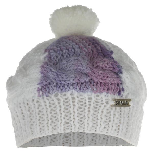 کلاه نوزادی ثمین مدل Rosalie_A06