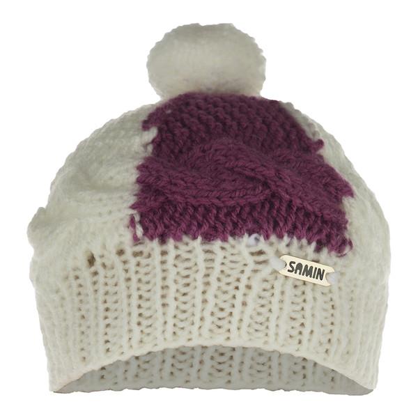 کلاه نوزادی ثمین مدل Rosalie_A16