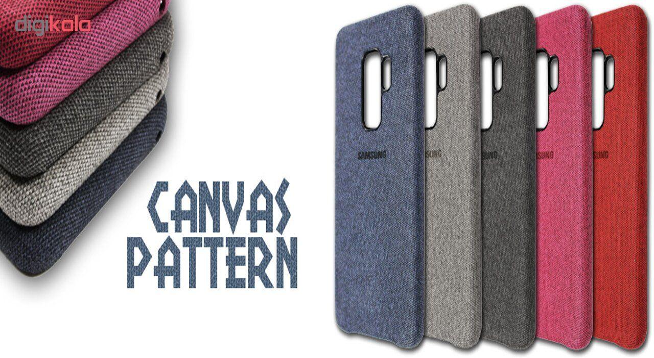 کاور کانواس مدل Hiha مناسب برای گوشی سامسونگ S9 Plus main 1 3