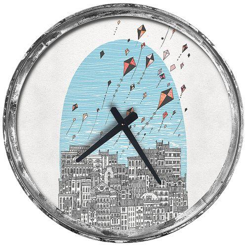 ساعت دیواری طرح آنتیک کد 455