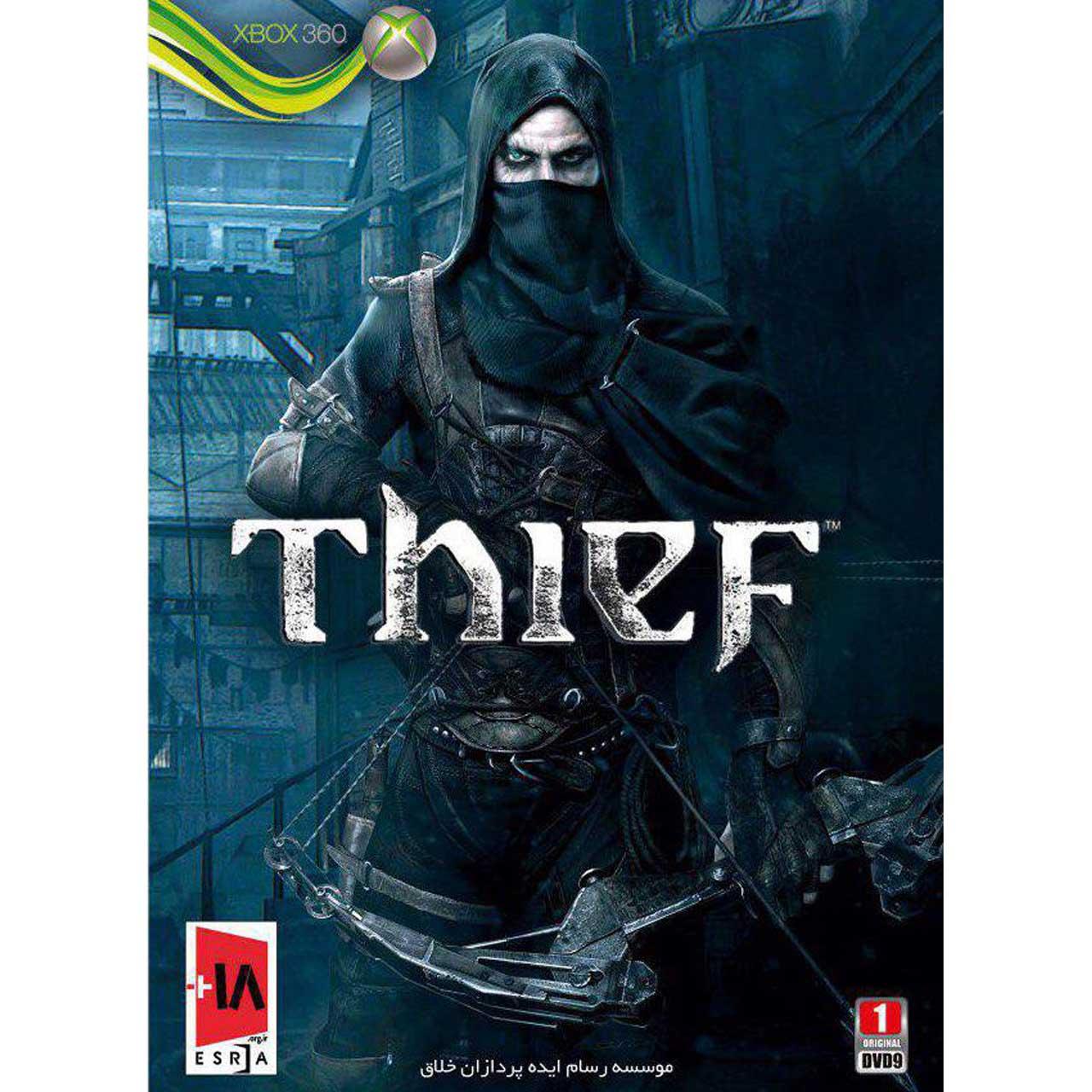 بازی Thief مخصوص ایکس باکس 360