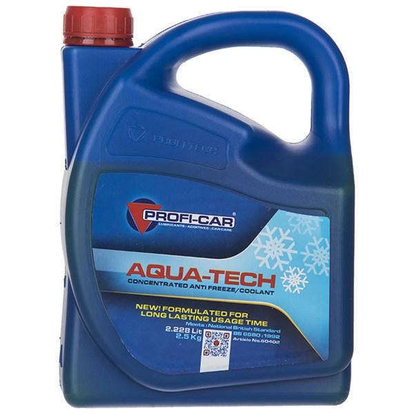 ضد یخ خودرو پروفی کار مدل AQUA-TECH مقدار 2.5 کیلوگرم