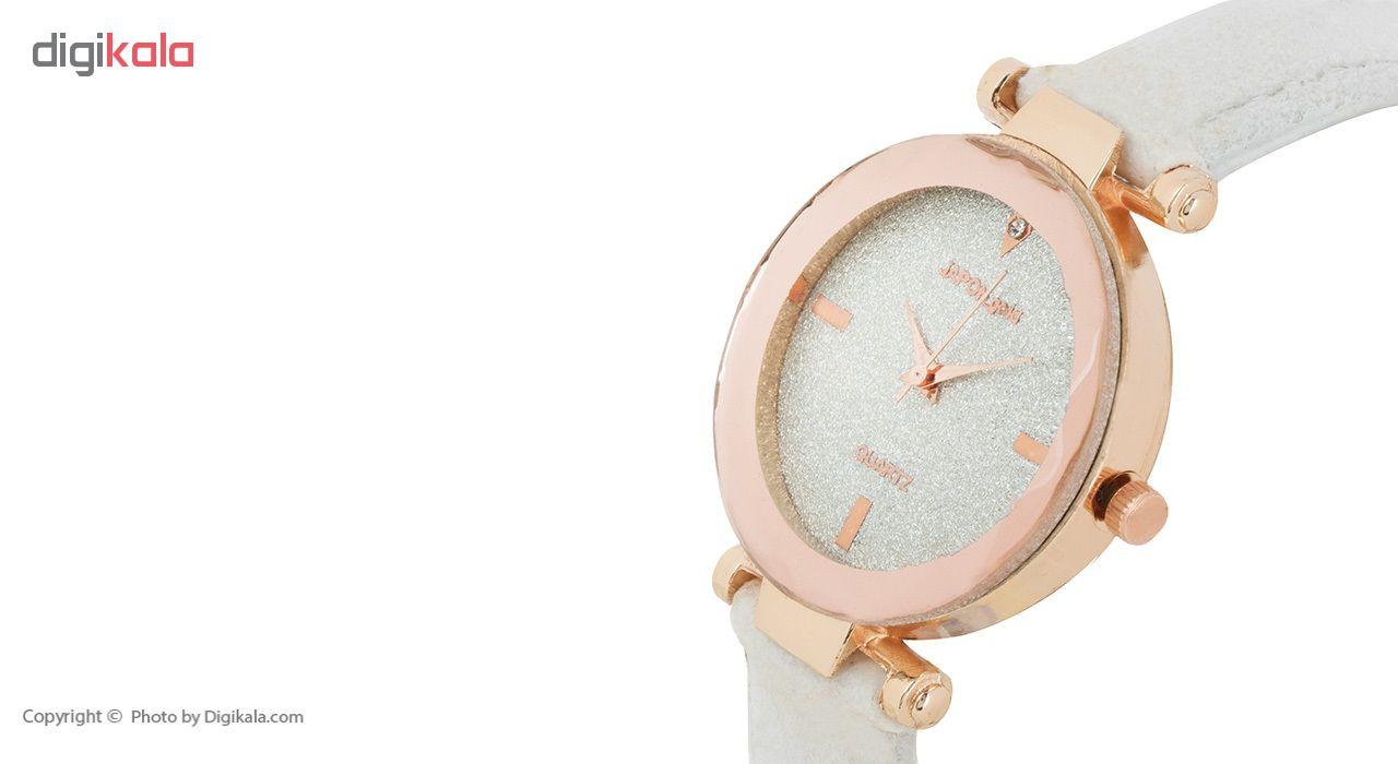 ساعت مچی عقربه ای زنانه ژاپن گلد مدل Gr03              خرید (⭐️⭐️⭐️)