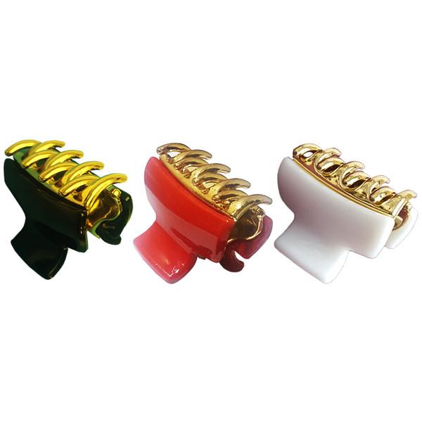 کلیپس مو مدل Small Metal بسته سه عددی
