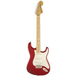 گیتار الکتریک فندر مدل American Special Stratocaster MN Candy Apple Red