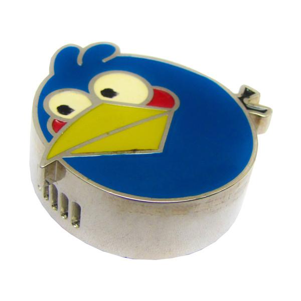 خوشبو کننده دریچه کولر رویال اسپرت مدل Angry Birds BLUE