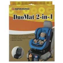 زیرانداز خودرو صندلی ماشین آپرامو مدل Duomat 2-in-1