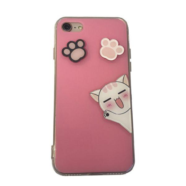کاور طرح گربه برجسته مدل AFM 01 مناسب برای گوشی موبایل اپل iPhone 7/8