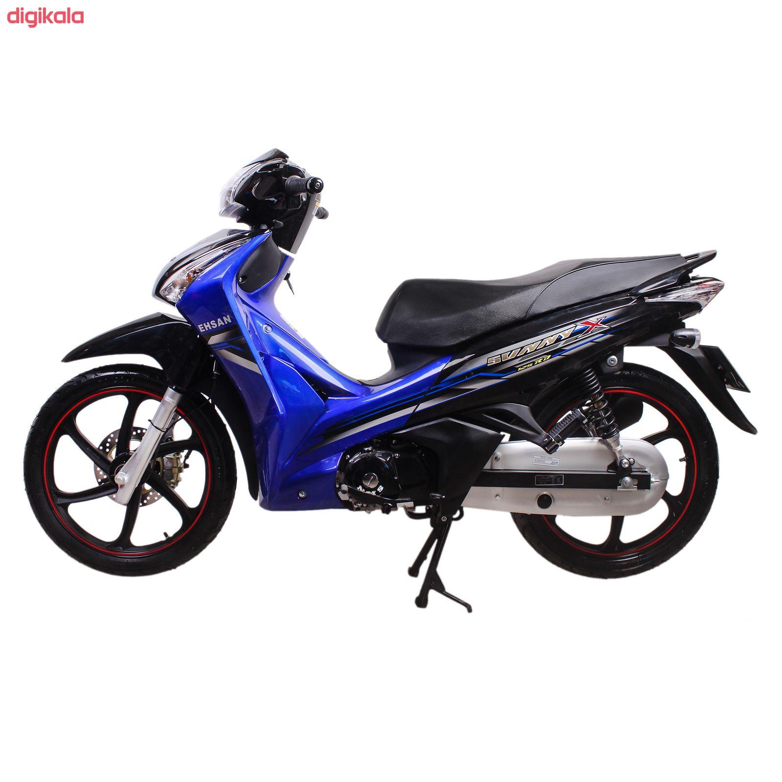 موتورسیکلت احسان مدل آر دی 125 سی سی سال 1399 main 1 2