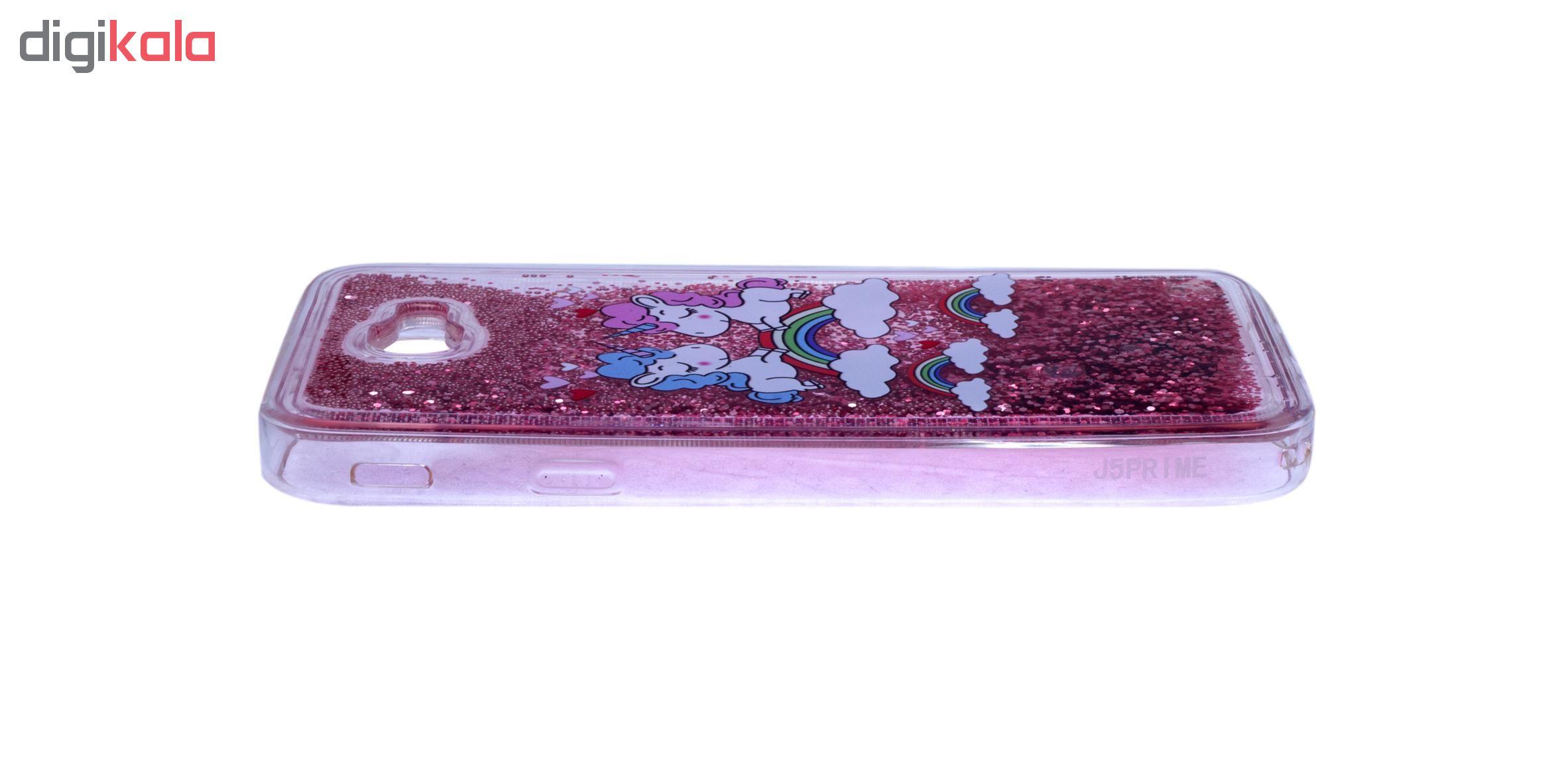 کاور مدل آکواریومی طرح هارت فلر مناسب برای گوشی موبایل سامسونگ Galaxy J7 Prime thumb 2 2