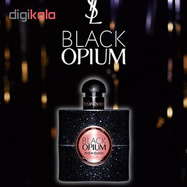 ادو پرفیوم زنانه ایو سن لوران مدل Black Opium  thumb 2 2