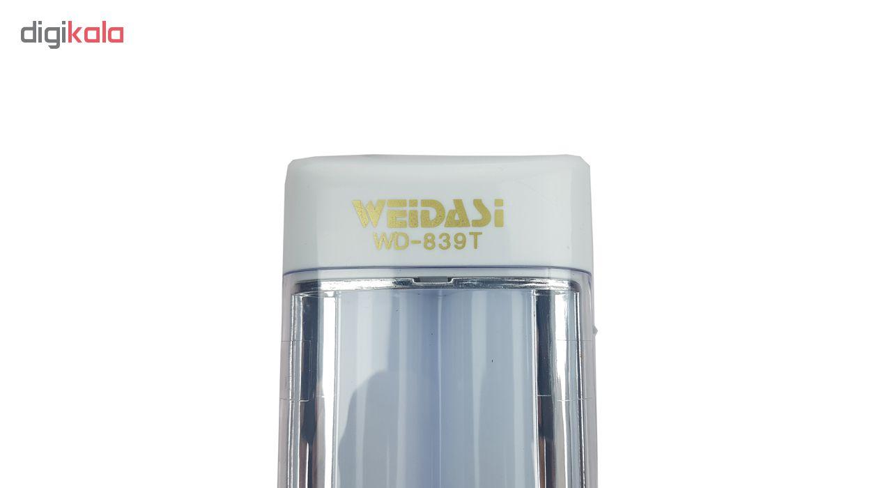 چراغ اضطراری ویداسی مدل WD-839T thumb 2 3