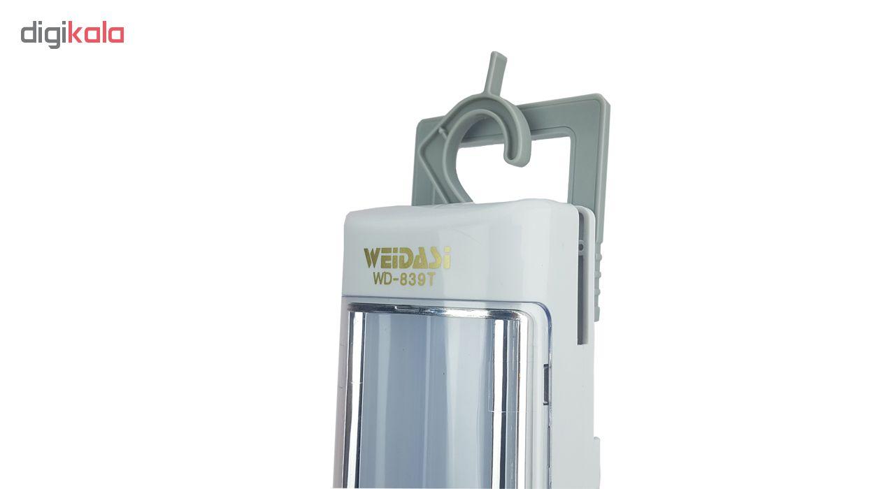 چراغ اضطراری ویداسی مدل WD-839T thumb 2 4
