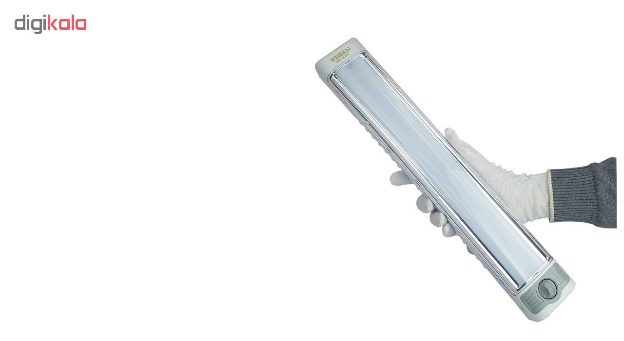 چراغ اضطراری ویداسی مدل WD-839T thumb 2 6
