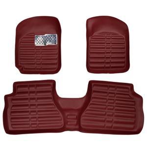 کفپوش سه بعدی خودرو Sport Car مدل PR3 مناسب برای پراید، تیبا، تیبا 2 و ساینا
