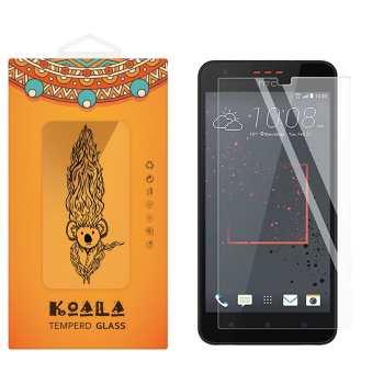 محافظ صفحه نمایش شیشه ای کوالا مدل Tempered مناسب برای گوشی موبایل اچ تی سی Desire 530