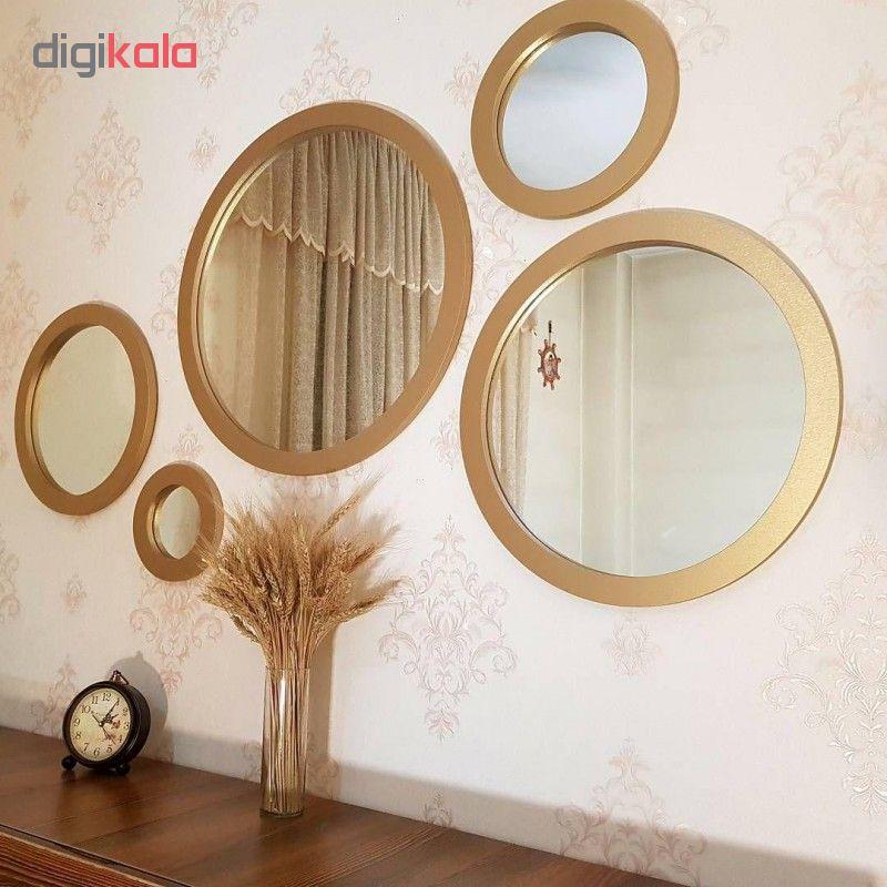 آینه دکوراتیو مدل 5Cii