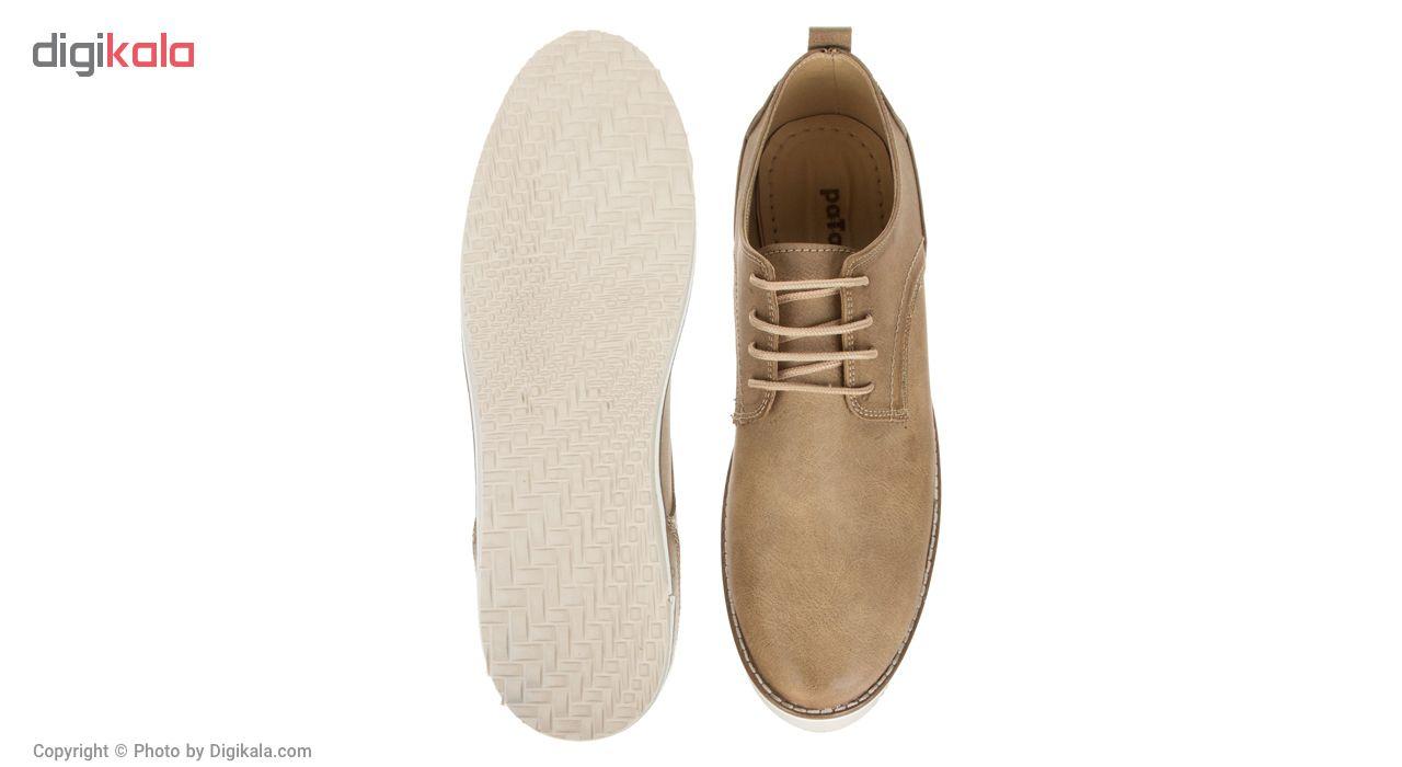 کفش مردانه پاتن جامه مدل RAT00604-07