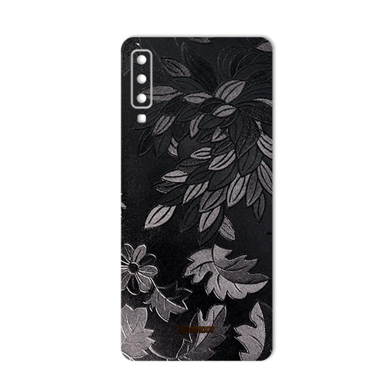 برچسب پوششی ماهوت مدل Wild-flower Texture مناسب برای گوشی سامسونگ A7 2018
