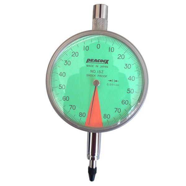 ساعت اندیکاتور پیکاک  کد 15Z  گستره0.16-0 میلیمتر