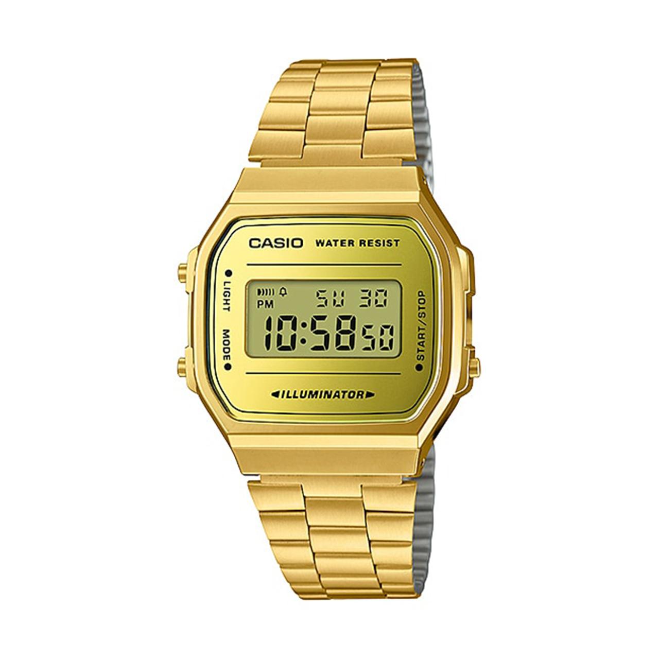 ساعت مچی دیجیتالی کاسیو مدل A168WEGM-9DF 1