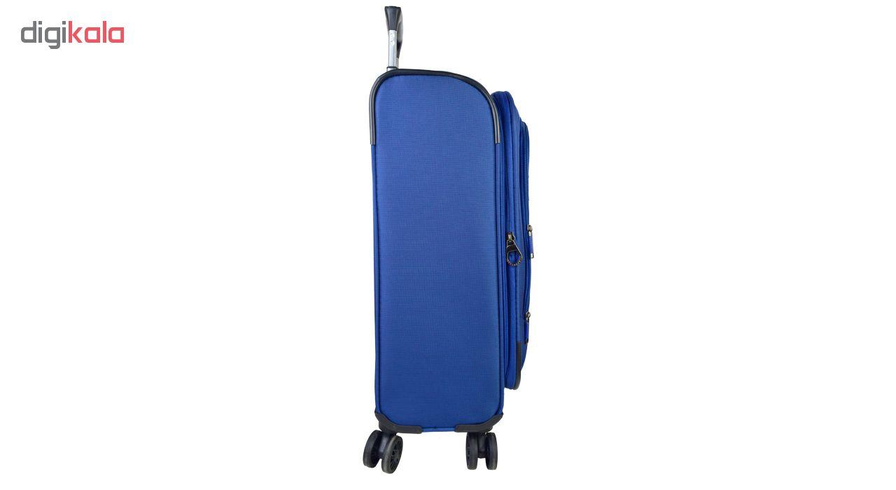 چمدان پرسا مدل Lily سایز کوچک