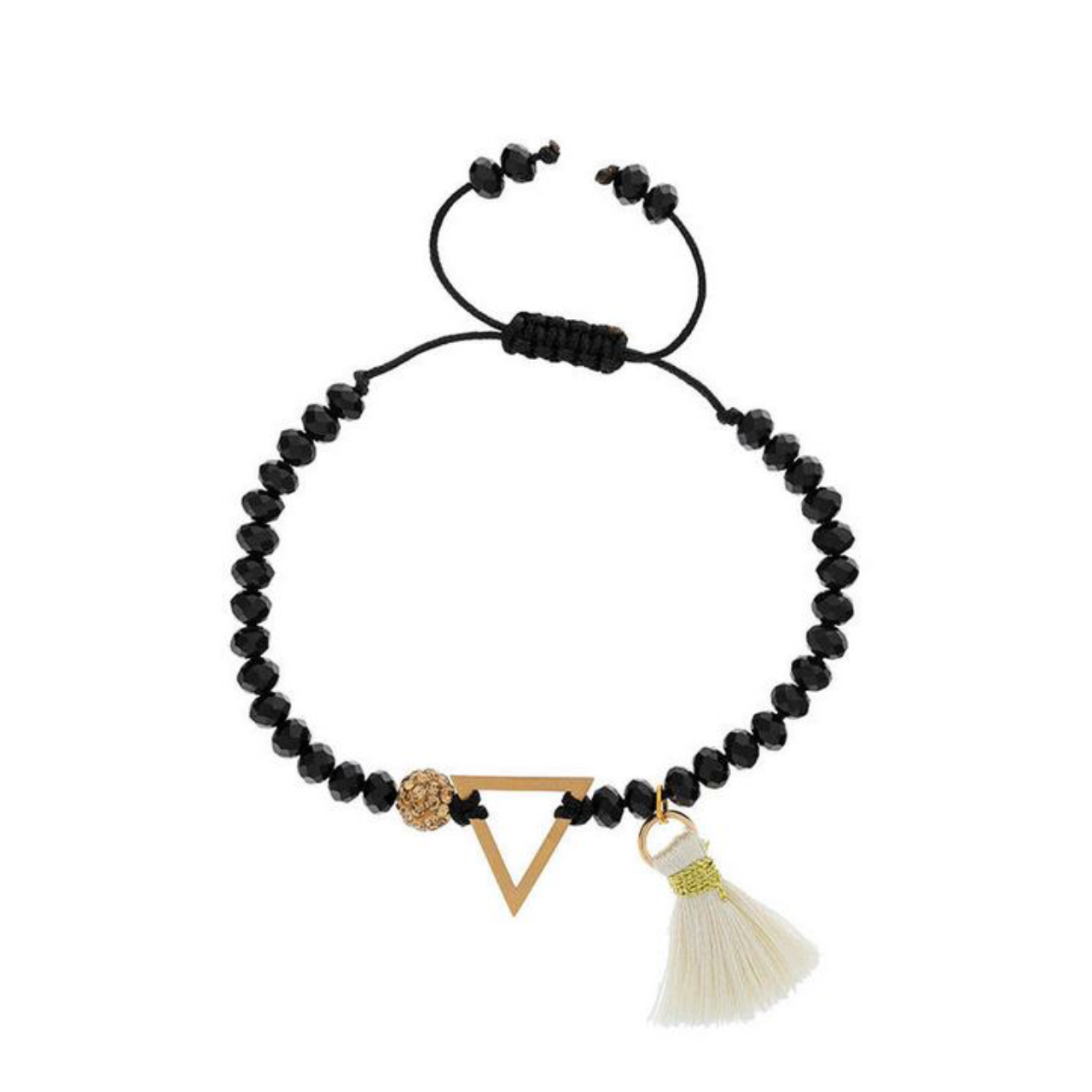 قیمت دستبند طلا 18عیار الن مدل EL145