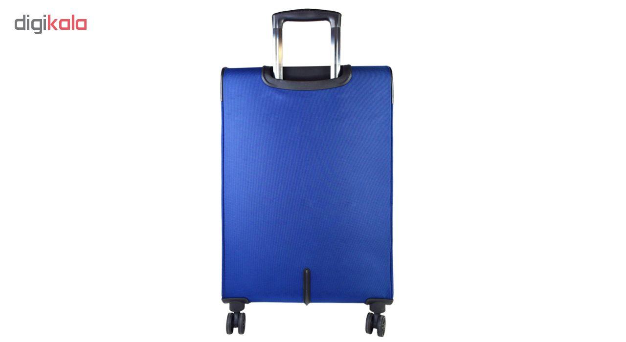 چمدان پرسا مدل Lily سایز متوسط