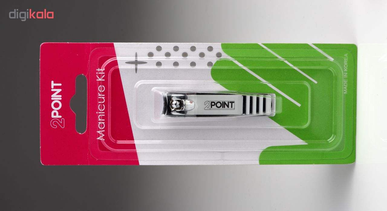 ناخن گیر توپوینت مدل PNC-01 main 1 5