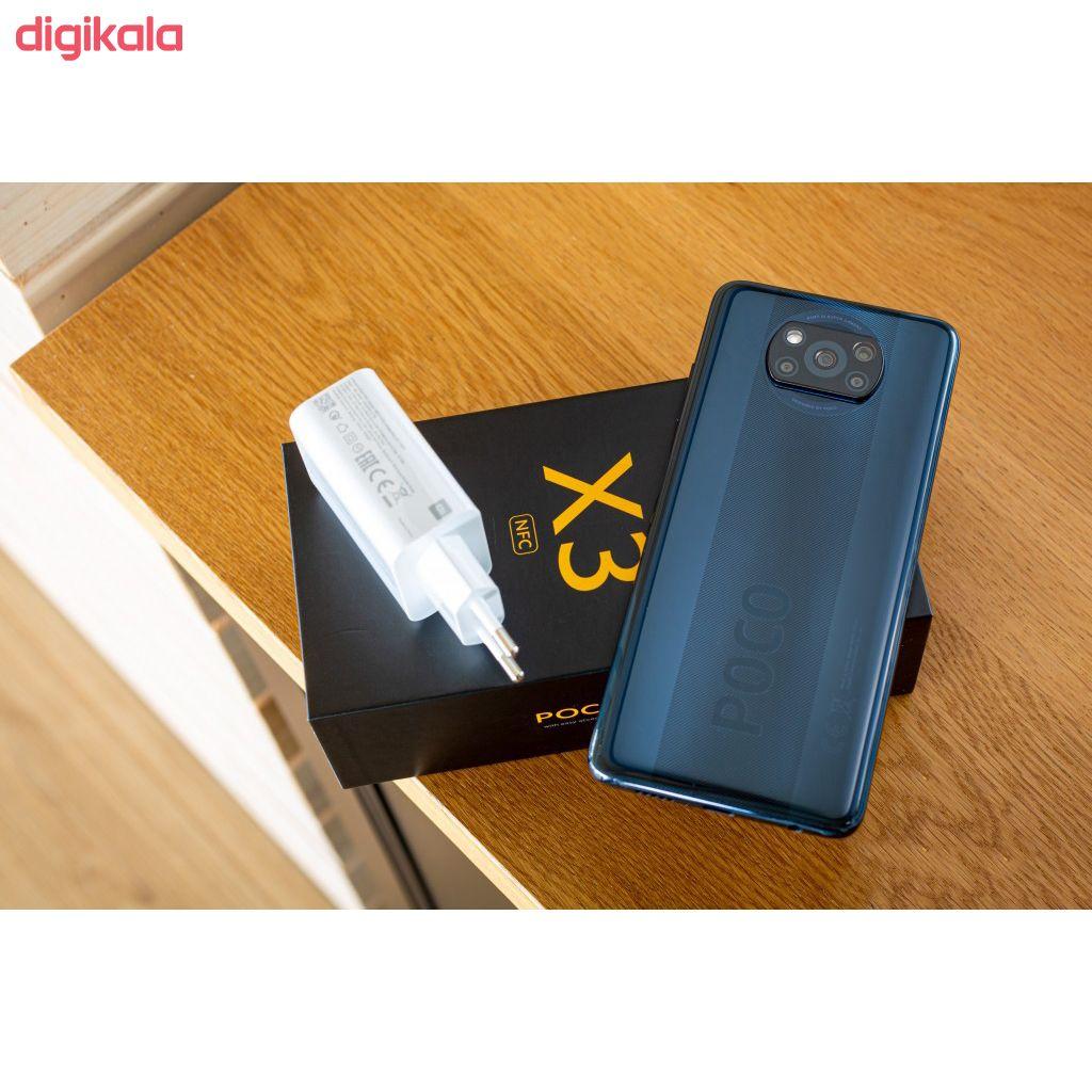 گوشی موبایل شیائومی مدل POCO X3 M2007J20CG دو سیم کارت ظرفیت 128 گیگابایت main 1 9