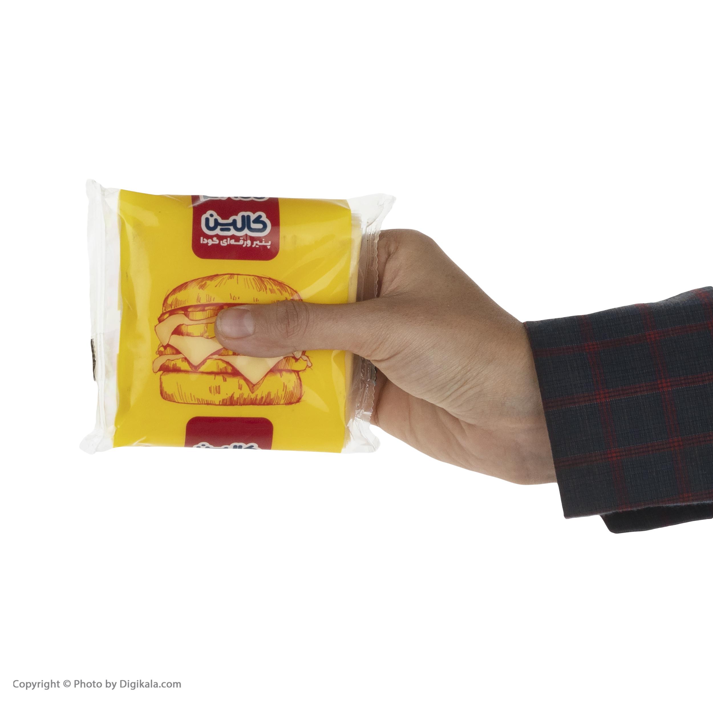 پنیر گودا ورقهای کالین - 180 گرم main 1 4