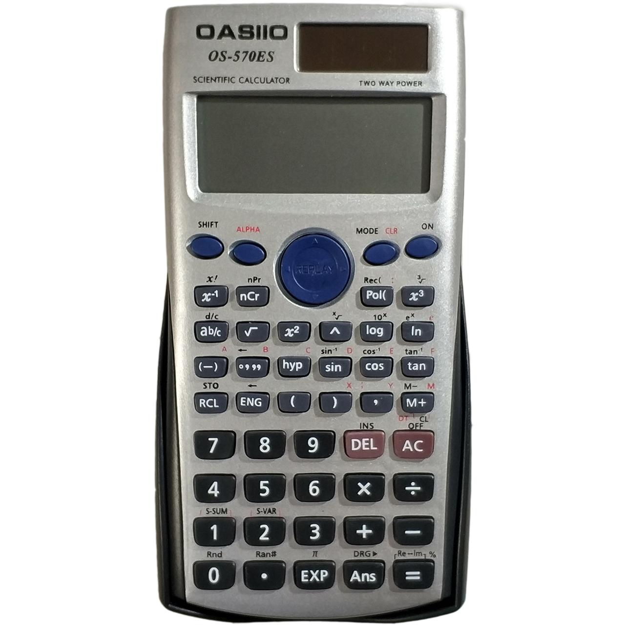 ماشین حساب مهندسی اوسیو مدل OS-570ES