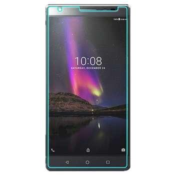 محافظ صفحه نمایش شیشه ای تمپرد مناسب برای تبلت لنوو Phab 2