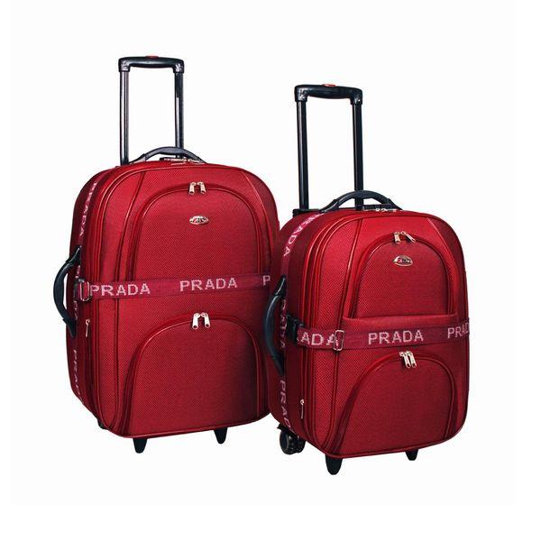 مجموعه دو عددی چمدان پرادا مدل 01
