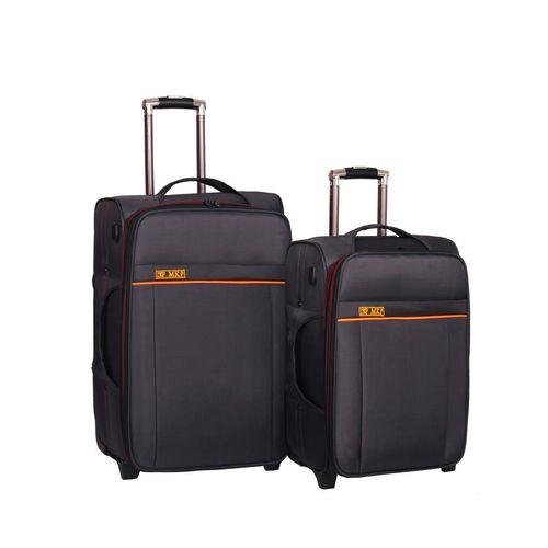 مجموعه دو عددی چمدان مدرن کیف پارسیان مدل RA001