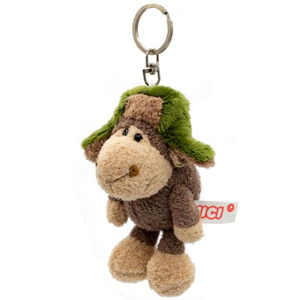 آویز عروسکی کودک نیکی طرح گوسفند کد BJ22054