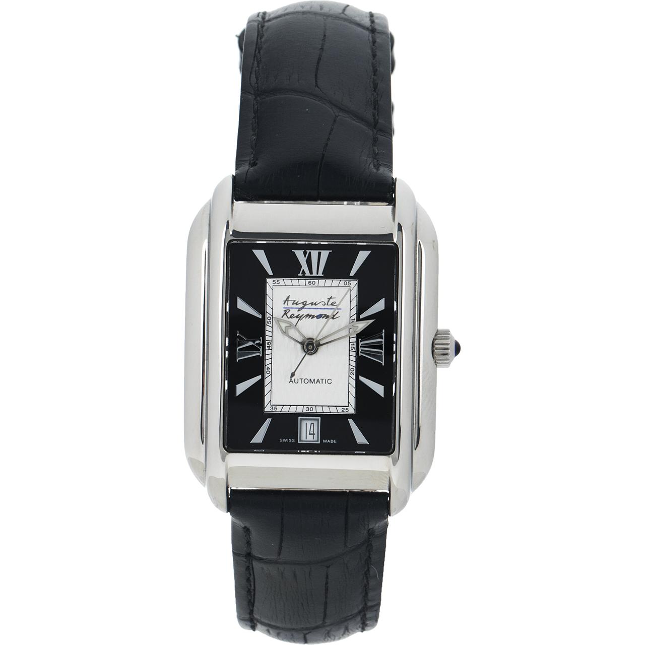 ساعت مچی عقربه ای مردانه آگوست ریموند مدل M-69B170-38D