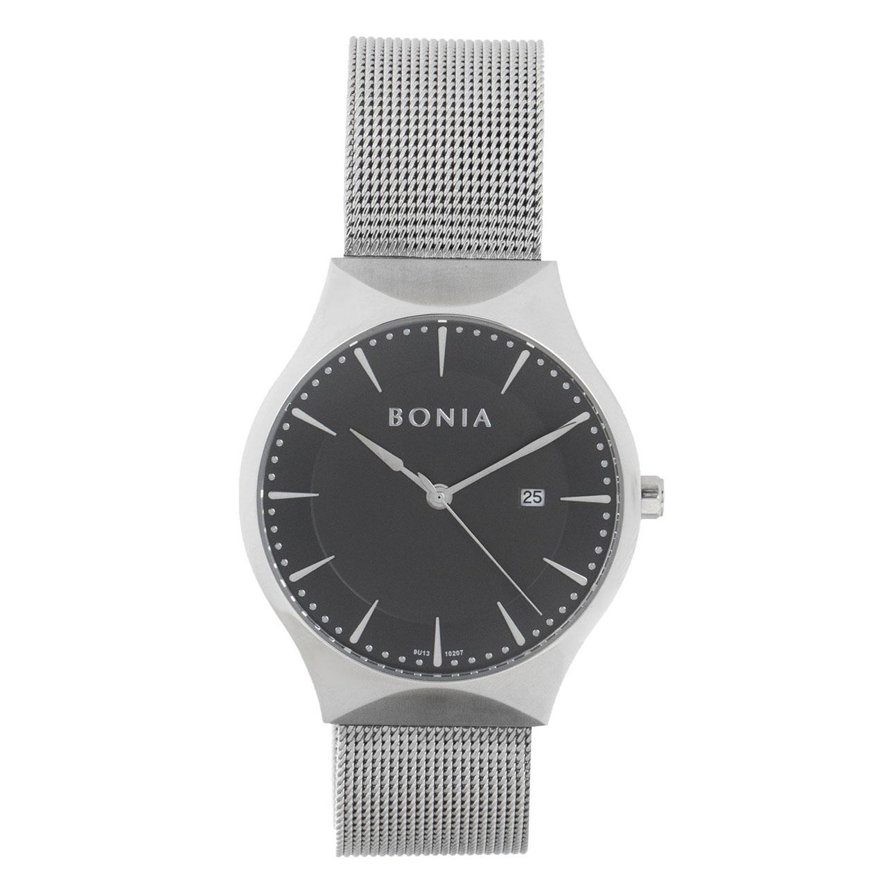 قیمت                      ساعت مچی عقربه ای مردانه بونیا مدل BNB10207-1332S