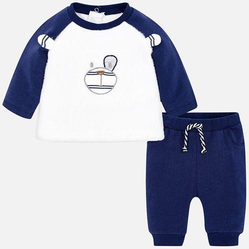 ست 2 تکه لباس نوزادی مایورال مدل MY02628-40