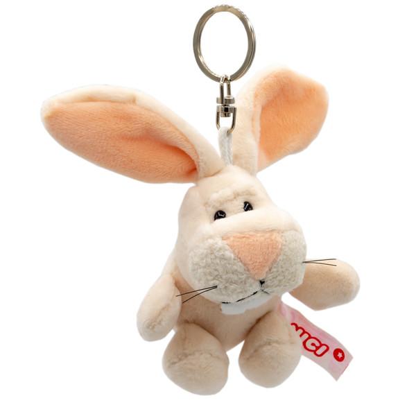 آویز عروسکی کودک نیکی طرح خرگوش کد BJ22047