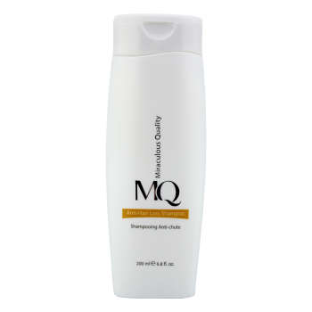 شامپو ضد ریزش و تقویت کننده مو ام کیو مدل Anti-Hair Loss حجم 200 میلی لیتر